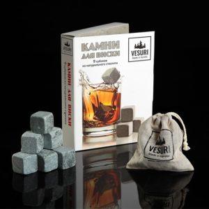 """наборы """"сомелье"""", камни для виски"""